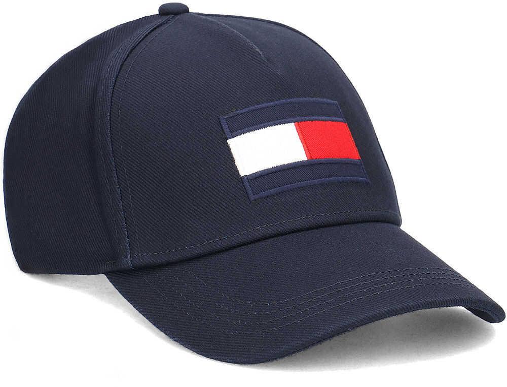 Tommy Hilfiger Flag Cap - Czapka Męska N/A