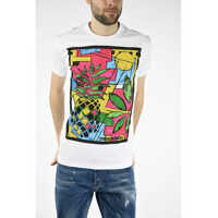 Tricouri Jersey cotton T-shirt Barbati