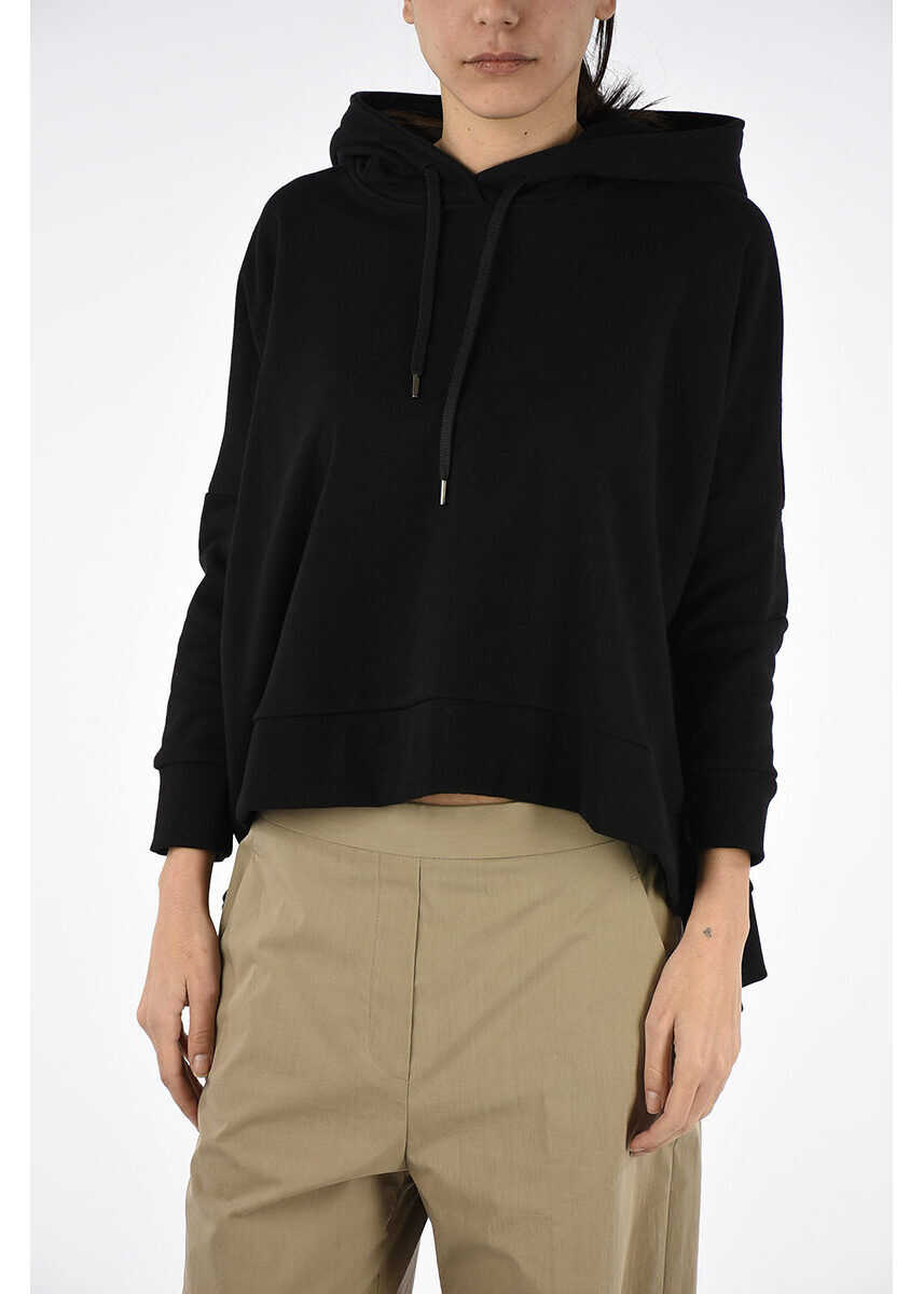 Neil Barrett Hooded Sweatshirt BLACK