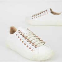 "Tenisi & Adidasi Diesel Leather ""MUSTAVE"" Sneakers"