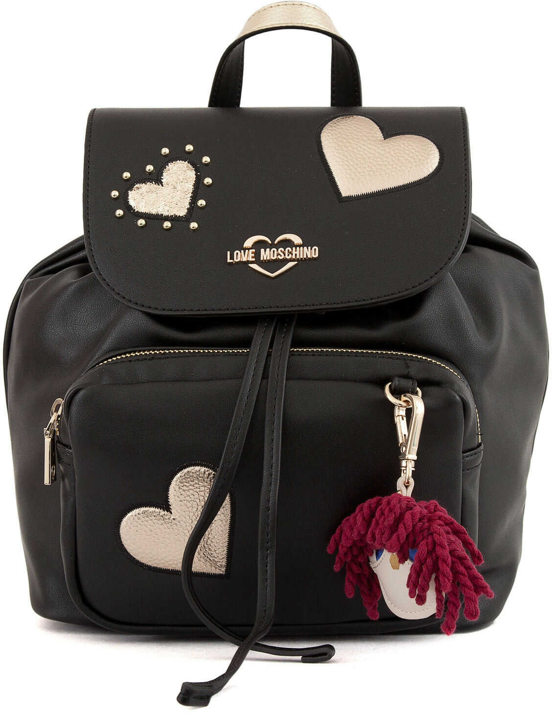 LOVE Moschino F258EDCD BLACK