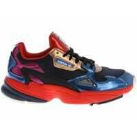 Tenisi & Adidasi Adidas Originals Falcon Multicolor Sneakers With Red Sole*