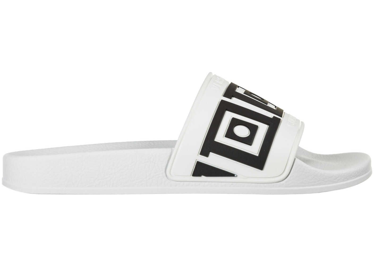 Versace Collection Sandals Rubber White