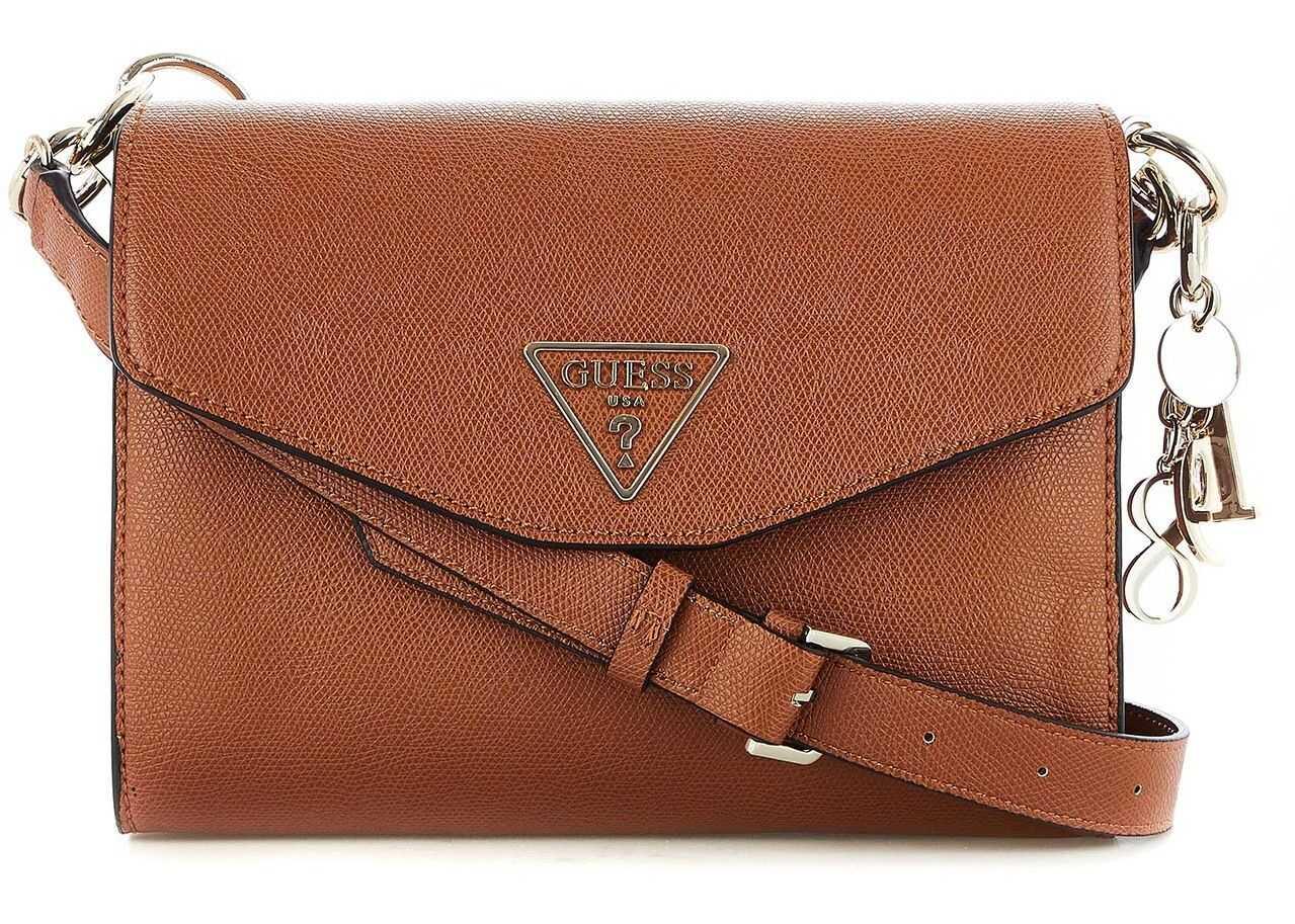 GUESS Crossbody bag Brown