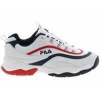 Tenisi & Adidasi Fila Ray F Low Sneakers In White