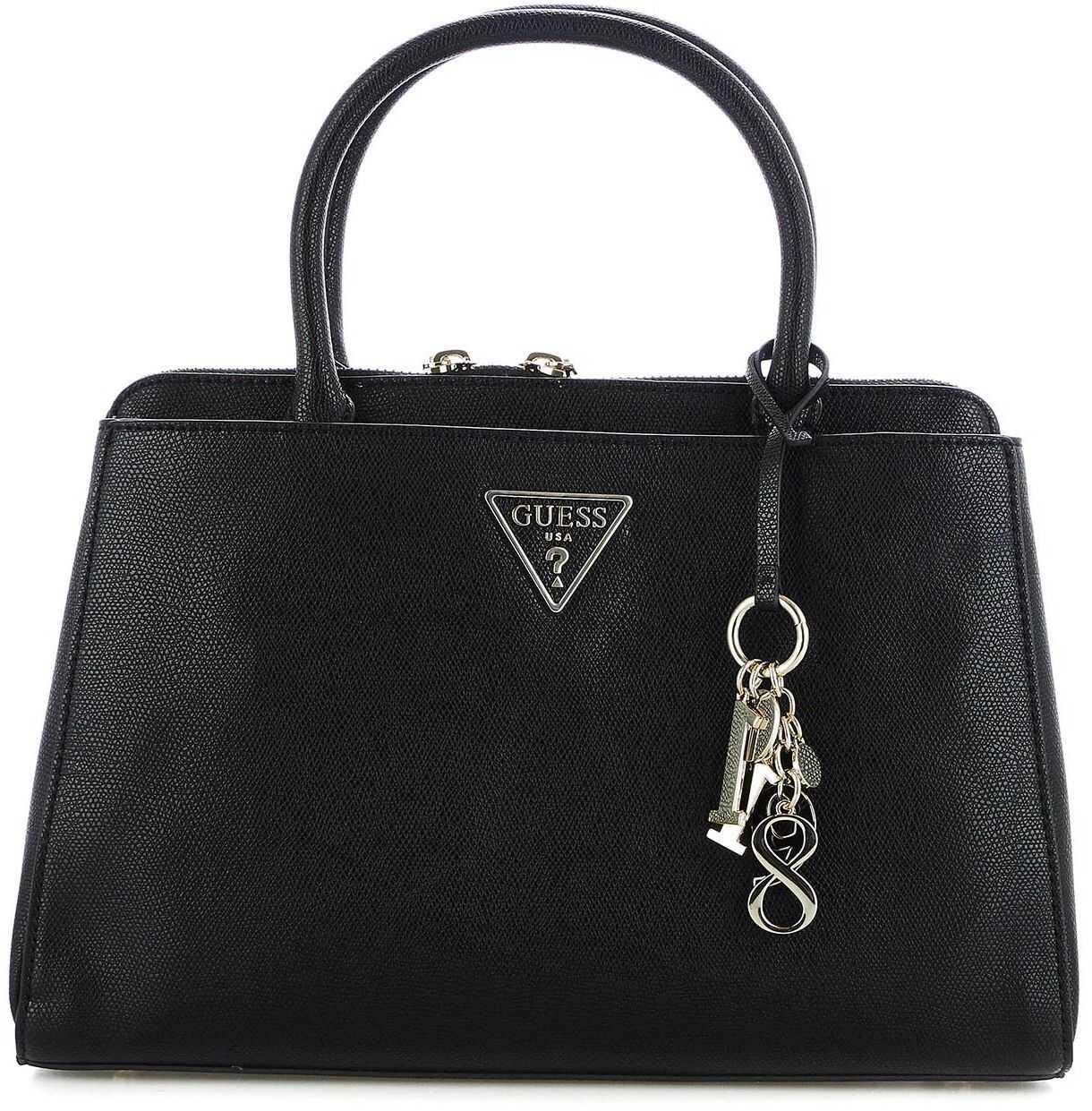 GUESS Hand bag Black