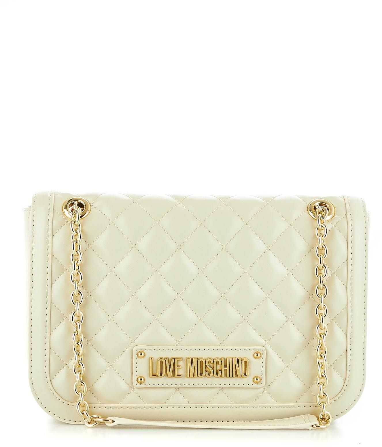 LOVE Moschino Crossbody bag Cream