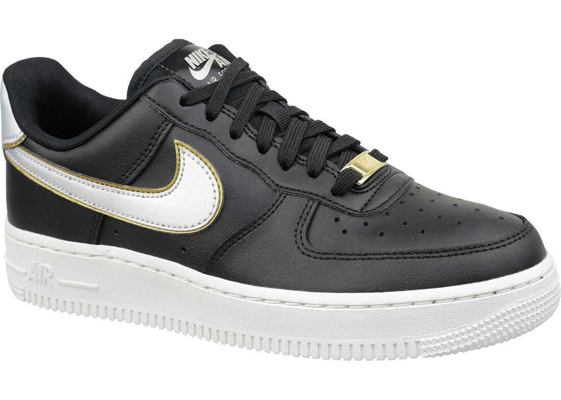 Nike Air Force 1 '07 Metallic Black