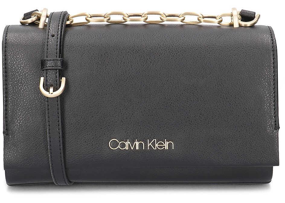 Calvin Klein Frame Shoulder Bag Czarny
