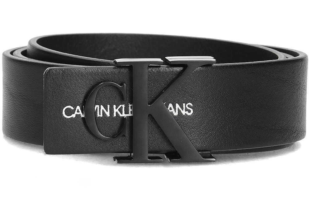 Calvin Klein K60K605296 001 Czarny