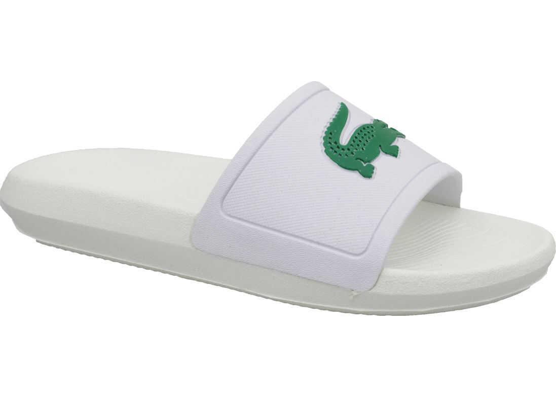 Lacoste Croco Slide 119 3 White
