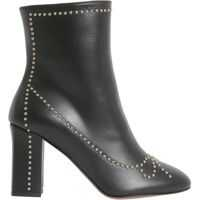 Cizme scurte Studded Ankle Boots Femei