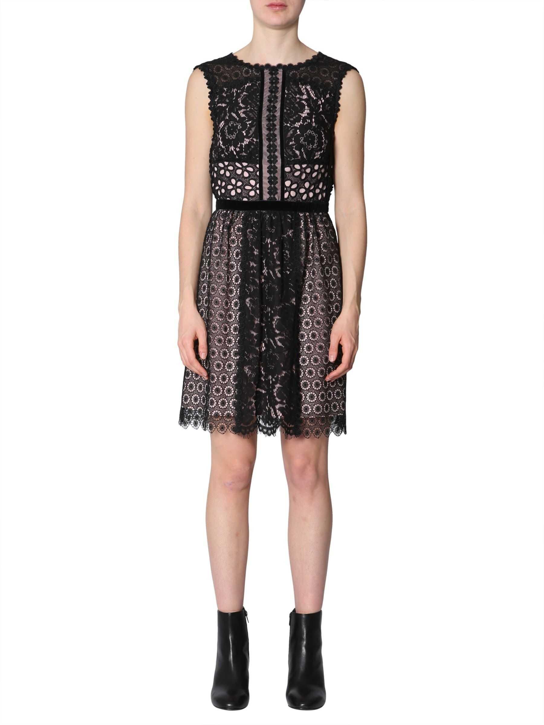 LOVE Moschino Sleeveless Dress BLACK