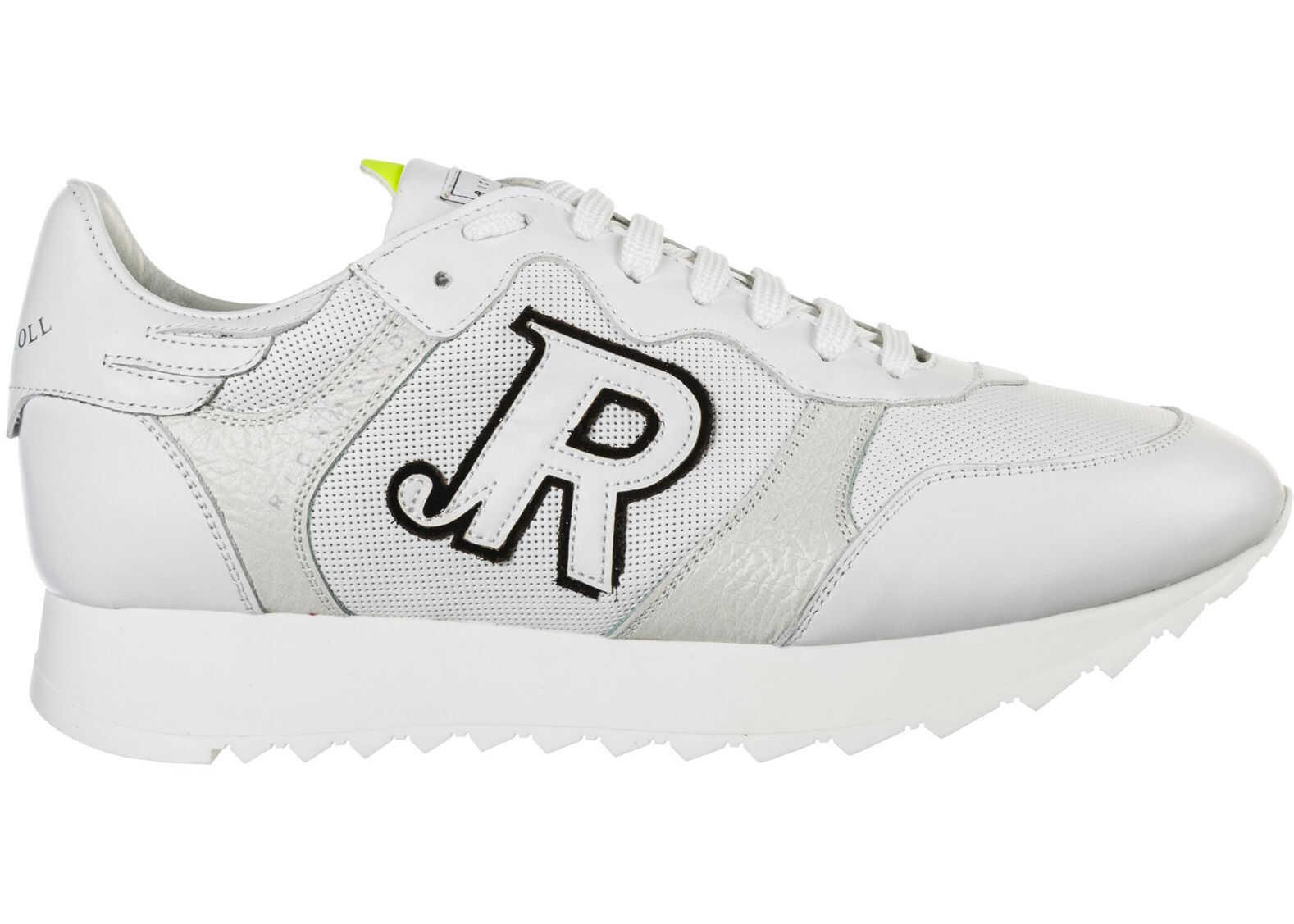 John Richmond Trainers Sneakers White