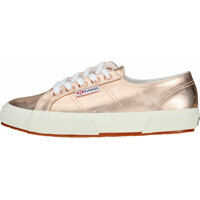 Tenisi & Adidasi 2750 Army Chrome Trainers In Rose Gold* Femei