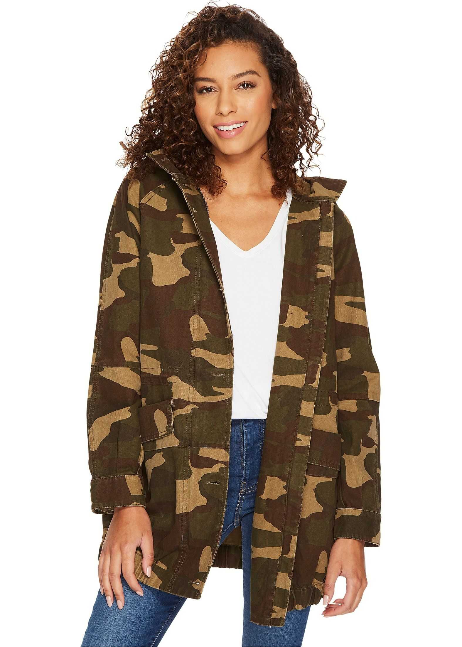 Bubble Bottom Parka