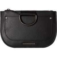 Borsete Flat Belt Bag with Ring Hardware Femei