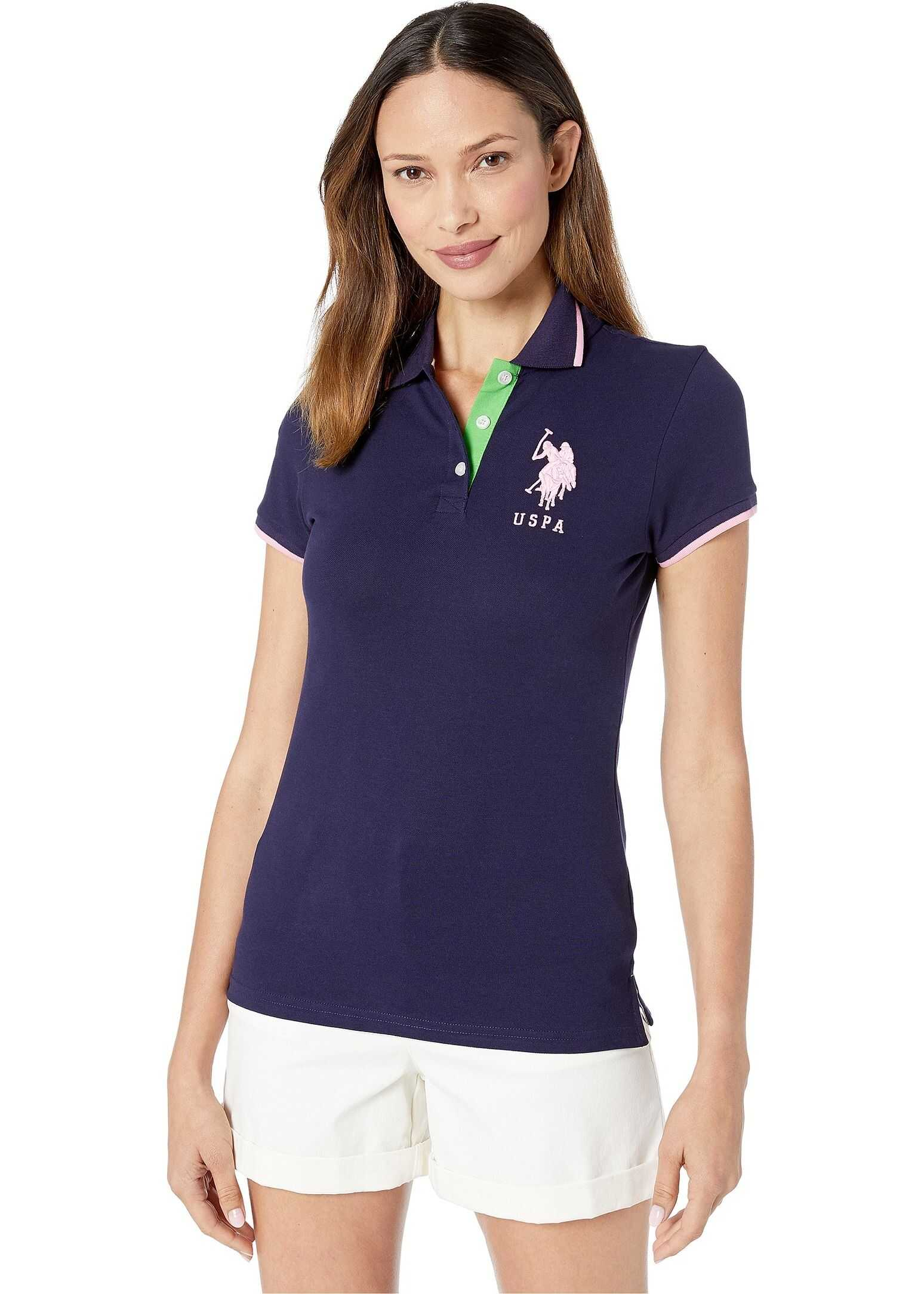 U.S. POLO ASSN. Triple Crown Polo Midnight Blue