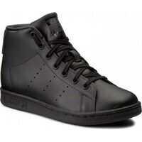 Pantofi sport Adidas Stan Smith Mid J Cblackcblackcblack*