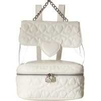 Rucsacuri Betsey Johnson Clear Backpack