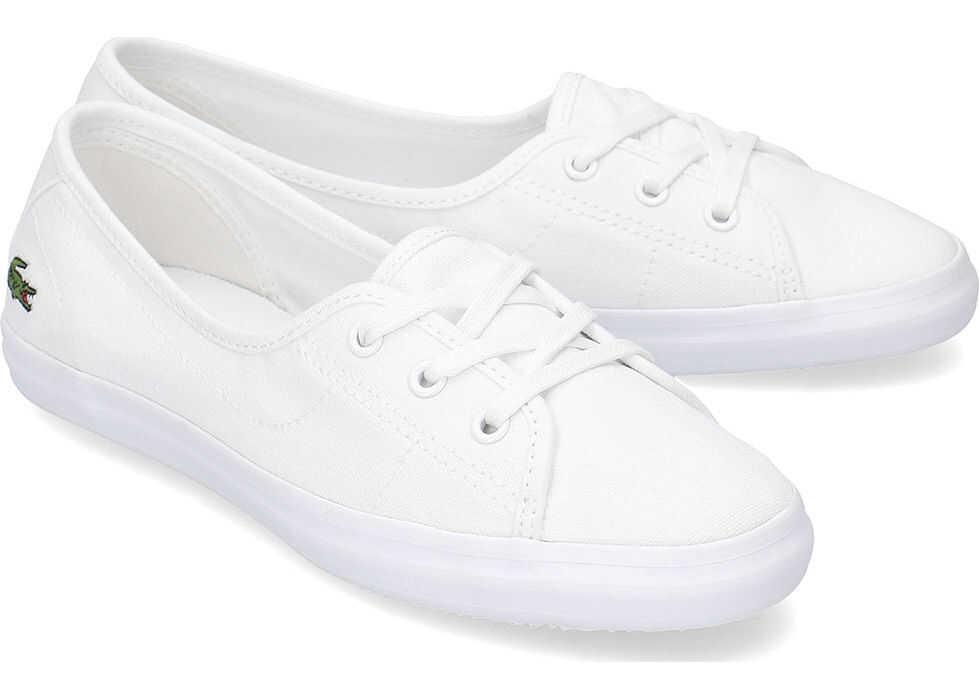 Lacoste Ziane Chunky BL Biały
