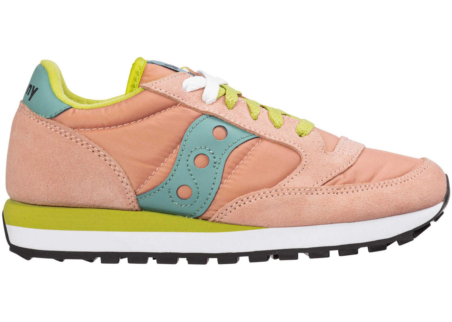 Saucony Sneakers Jazz Pink