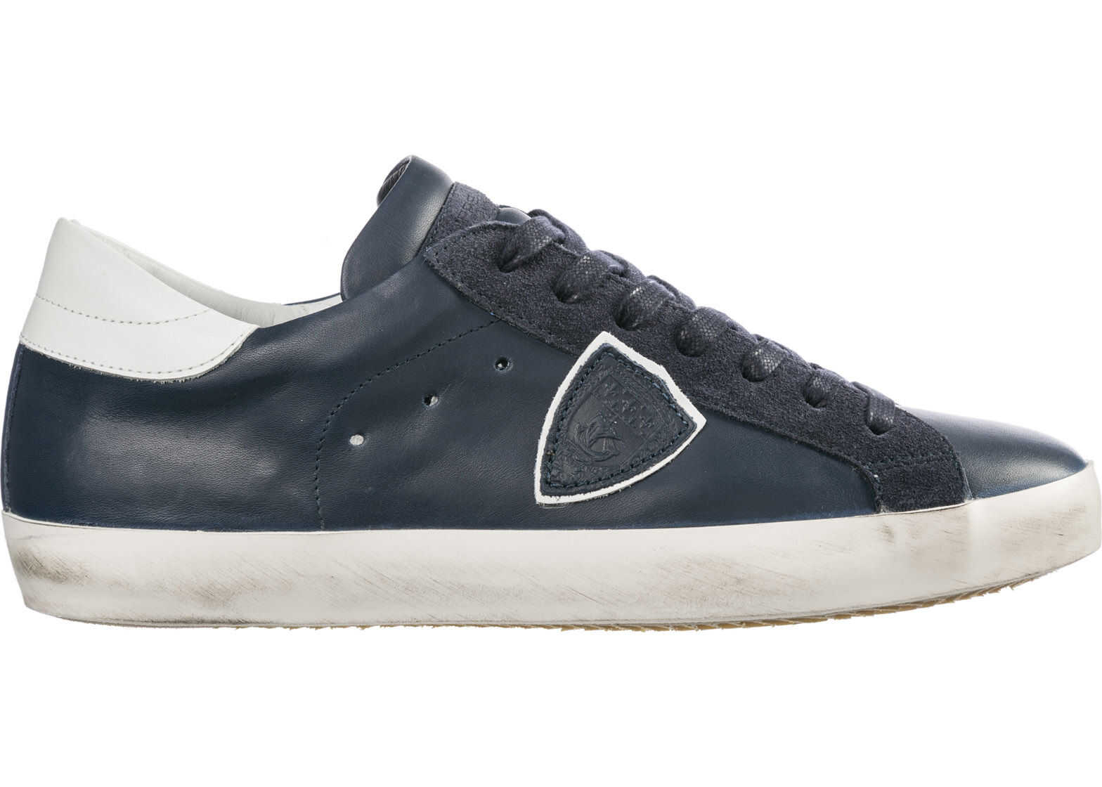 Philippe Model Sneakers Paris Blue