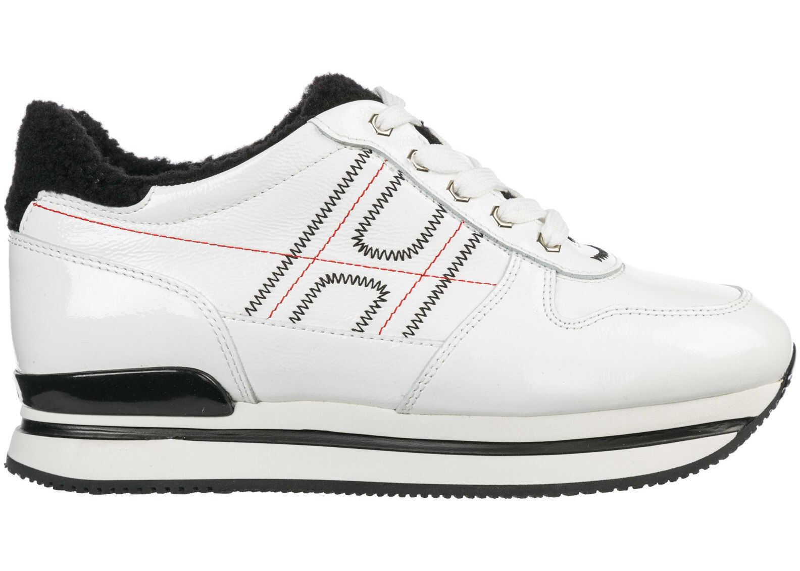 Hogan Sneakers H222 White