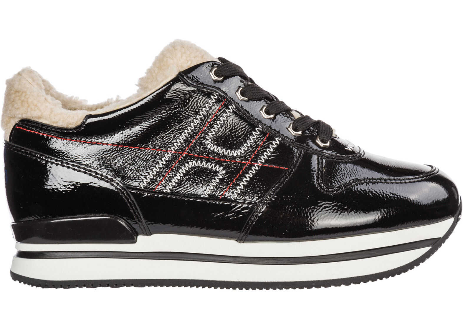 Hogan Sneakers H222 Black