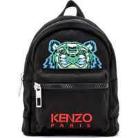 Rucsacuri Zaino Kenzo Mini In Tessuto Con Tigre Barbati