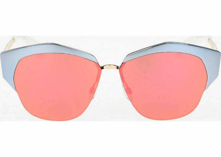 frumosi pantofi reducere mare selecție uimitoare Ochelari de Soare Dior DIORMIRRORED Cat-eye Sunglasses N/A Femei ...