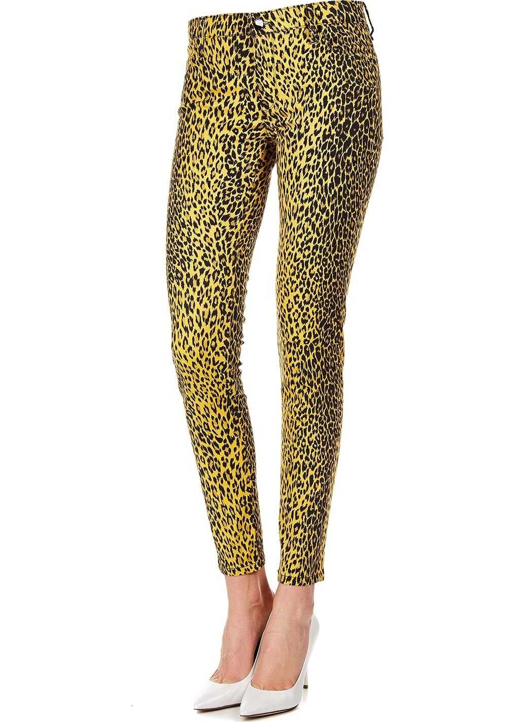GUESS Sexy curve jeans* Yellow