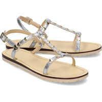 Sandale Golden Heart Femei
