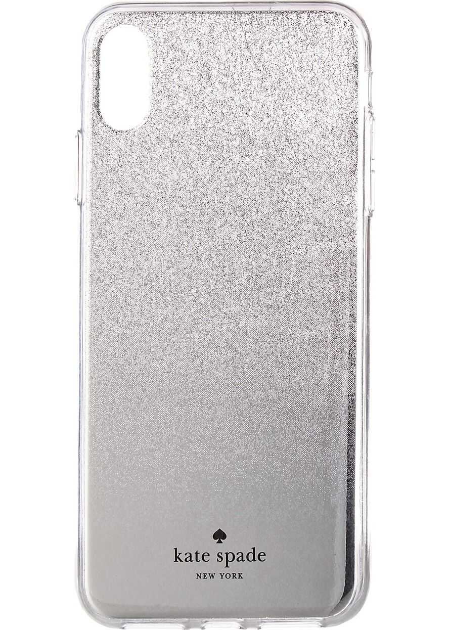 Kate Spade New York Mirror Ombre Phone Case for iPhone® X Plus Silver