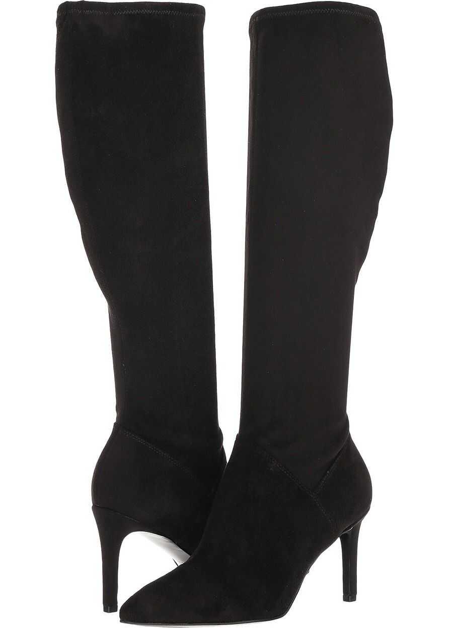 Nine West Chelsis Black Fabric