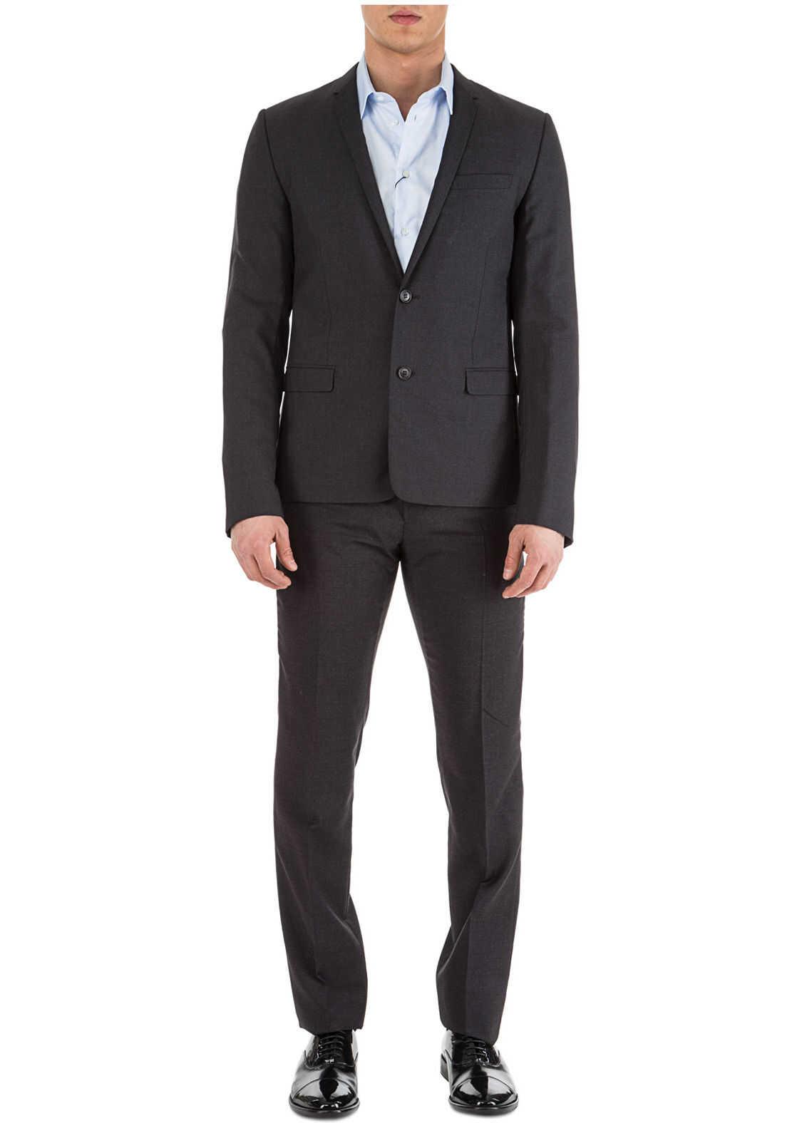 Dior Suit Grey