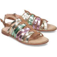 Sandale Elsa Tiras Metal Fete