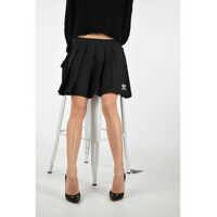 Fuste Skirt with Wrinkle Femei