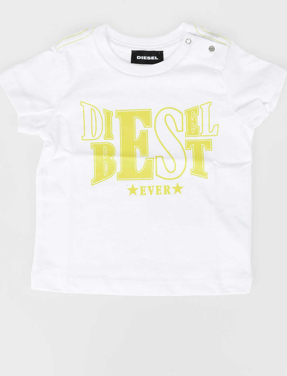 Diesel Kids Printed TONIB T-shirt N/A