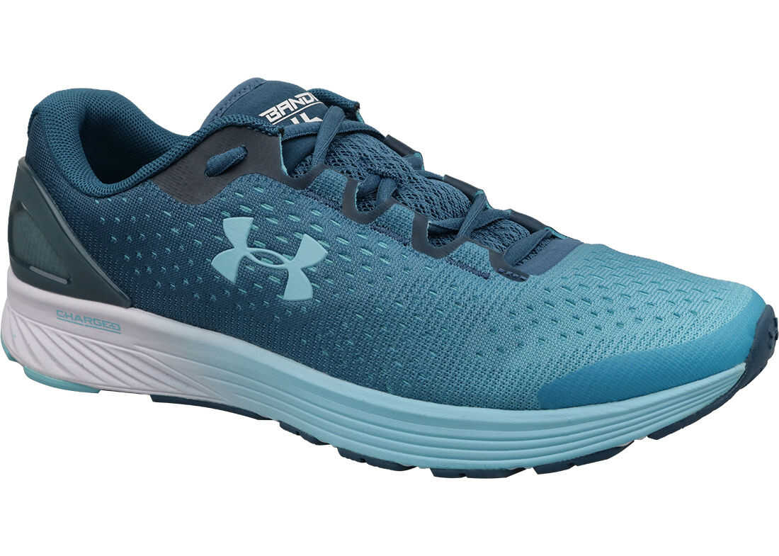 Under Armour W Charged Bandit 4 Blue