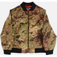 Geci de Iarna Camouflage D2J193M Jacket Fete