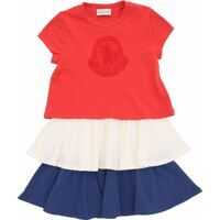 Rochii casual Dress With Color Block Pleats Fete