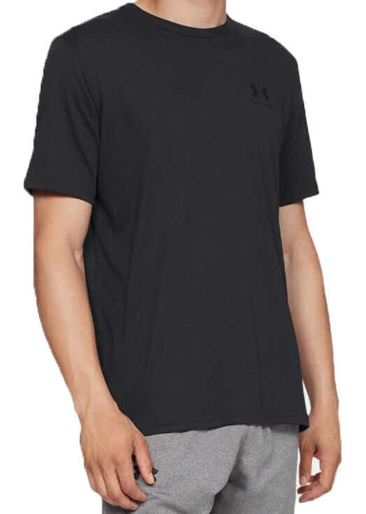 Under Armour Sportstyle Left Chest Tee* Black