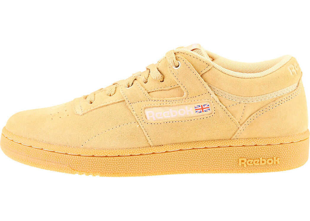 Reebok Club Workout Mu Trainers In Beige Beige