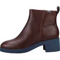 Botine Wonder Gore-Tex Ankle Boots In Chocolate Femei