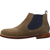 Ghete & Cizme Secaint Chelsea Boots In Grey Navy Barbati