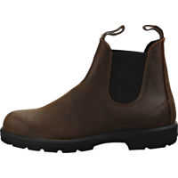 Ghete 1609 Chelsea Boots In Brown Barbati