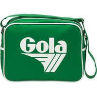 Rucsacuri Redford Messanger Bag In Green White Femei