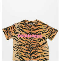 Tricouri Striped T-shirt Baieti