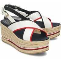 Sandale Flatform Corporate Ribbon Femei